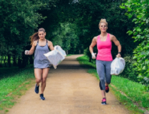 Get Plogging! Combining fitness with a good cause